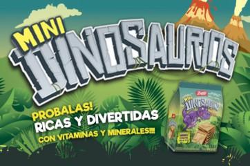Nuevas Mini Dinosaurios!