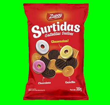 SURTIDAS CON ANILLITOS
